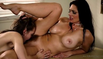 Bigtitted stepmom cumswaps with adolescence