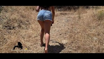 brunette chick gets her pussy banged