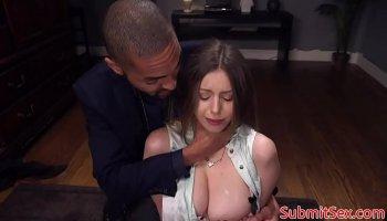 Petite Jenna Marie practicing her fucking skills