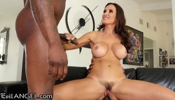 alana cruise sucks on huge cock with her pearl necklace on